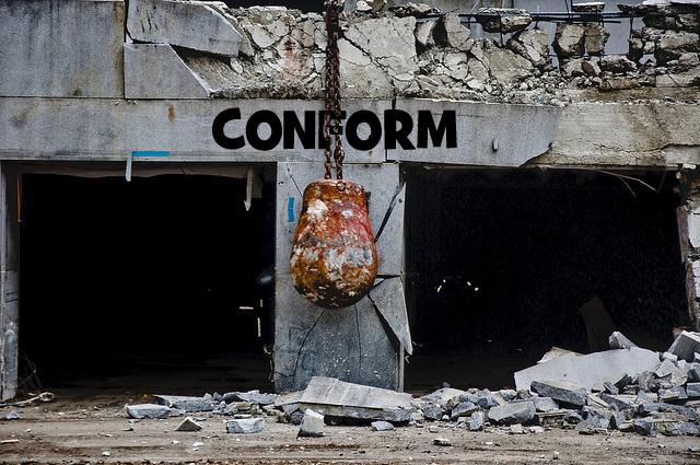 Conformity Demolished