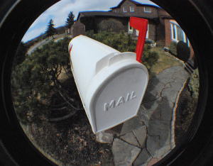 Mailbox - Direct Mail Advertising