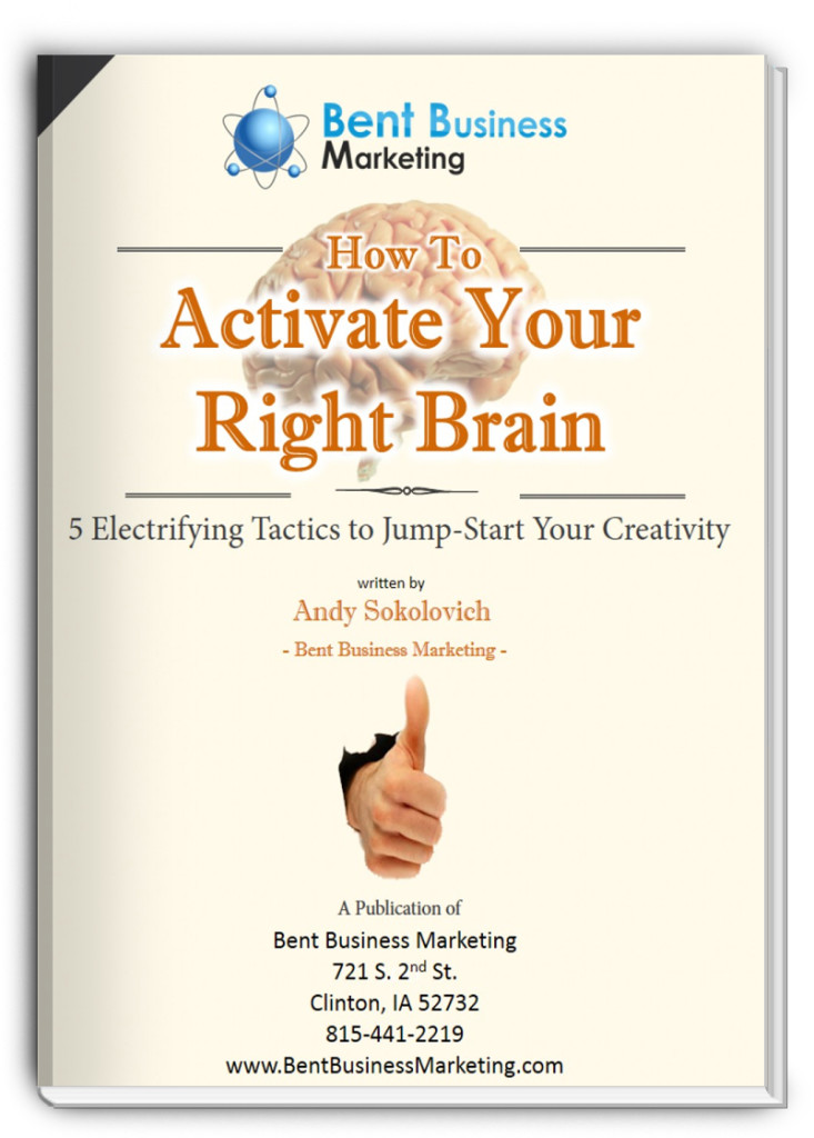 How to Activate Your Right Brain